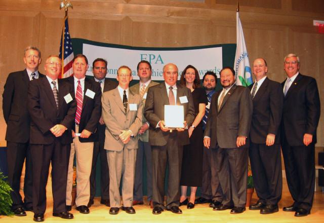 USEPA 2008 Environmental Achievement Award