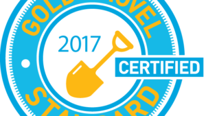 SCE Receives Gold Shovel Certification