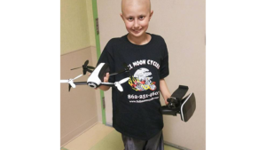 SCE Donates to Child with Cancer