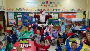 SCE and Santa