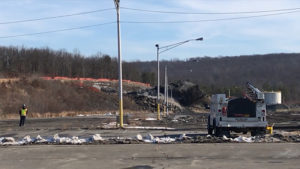 Redevelopment project in northeastern Pennsylvania