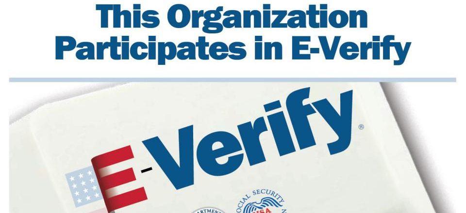 E Verify Program >> Sce Has Been An Active Participant In The E Verify Program Since